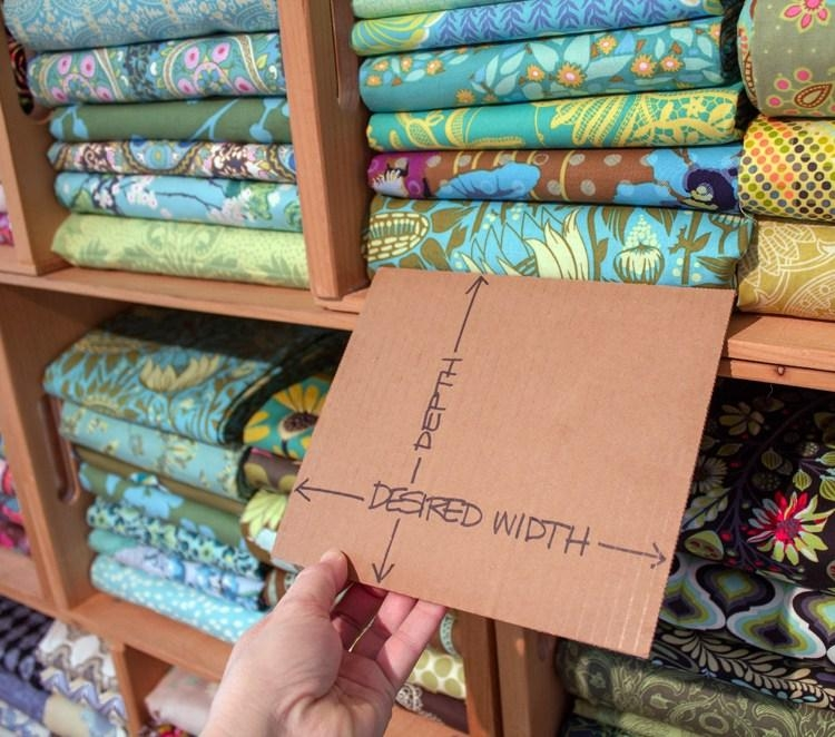 10 best fabric storage ideas create whimsy Interesting New Quilting Fabric Stores Ideas Gallery