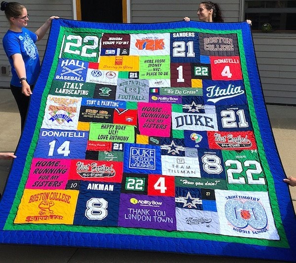 10 common misconceptions about t shirt quilts T Shirt Quilt Patterns For Beginners Inspirations