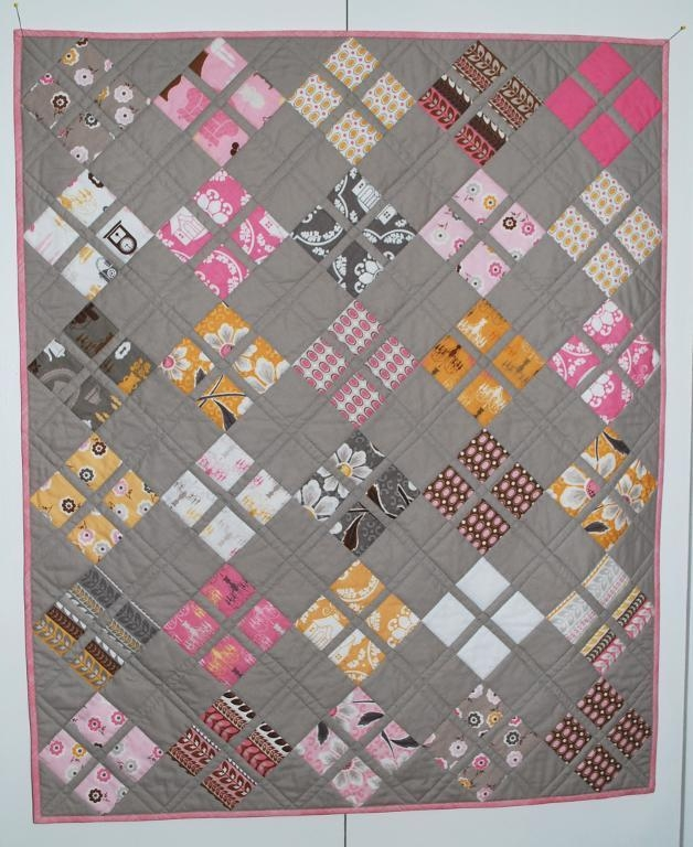 12 free charm pack quilt patterns to stitch up Cozy Quilt Patterns For Charm Packs Inspirations