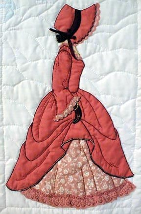 14 bonnet girl relatives friends marilyn 650 included Cozy Bonnet Girl Quilt Pattern Inspirations