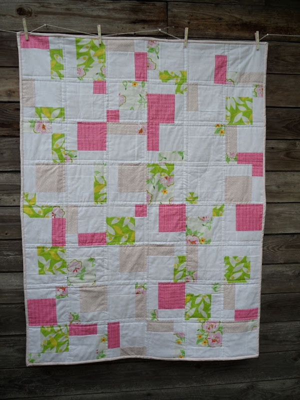 15 disappearing nine patch quilts for summer favecrafts Cool Disappearing Nine Patch Quilt Patterns Gallery