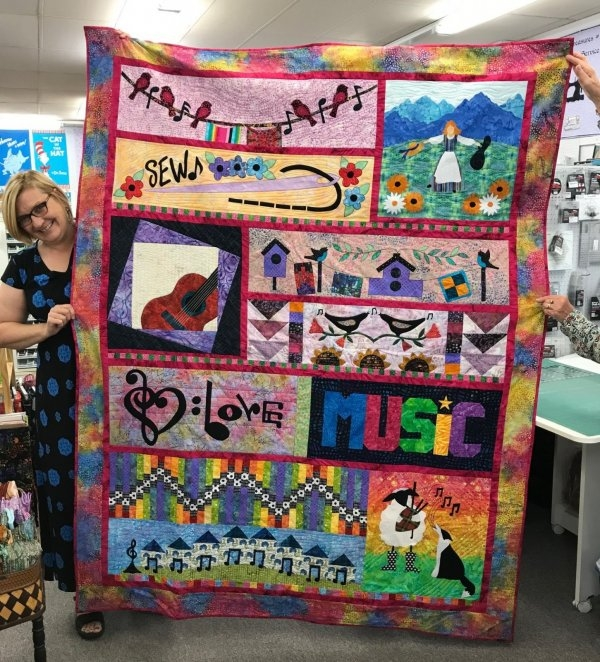 2018 row row Row By Row Quilt Patterns Inspirations