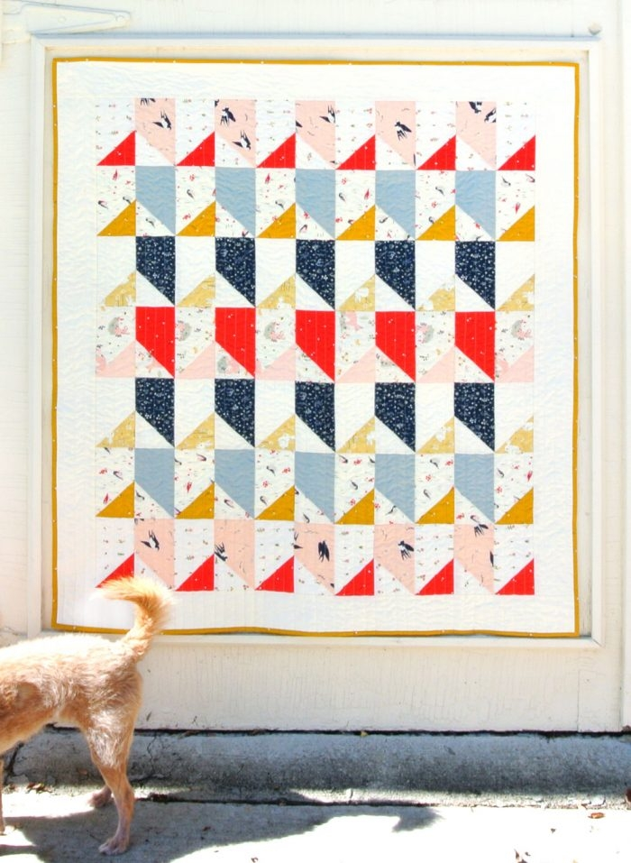 25 ba quilt patterns the polka dot chair Cozy Quilt Patterns To Download Gallery