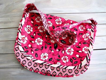 25 free purse and bag patterns to sew Unique Quilted Purses And Handbags Patterns Gallery