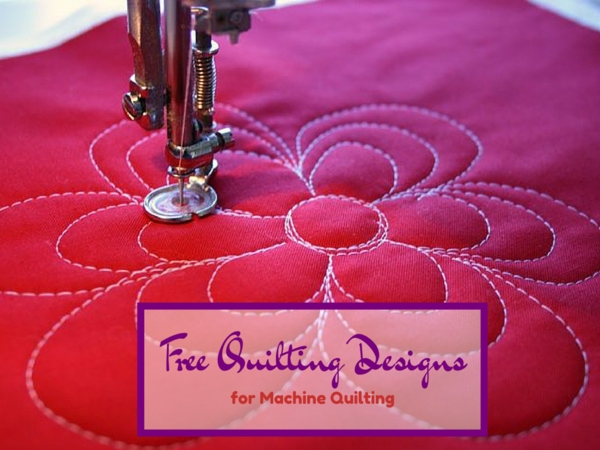 30 free quilting designs for machine quilting quilting Unique Fresh Best Fabric Cutting Machine For Quilting Ideas Gallery
