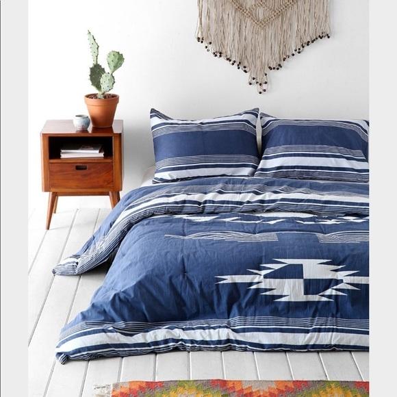 4040locust eagle eye vintage indigo quilt comfortr nwt Vintage Indigo Quilt Gallery