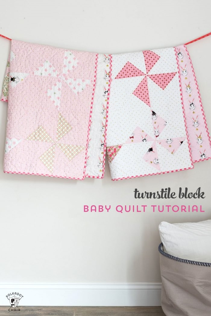 45 easy beginner quilt patterns and free tutorials polka Interesting Free Block Quilt Patterns For Beginners Inspirations