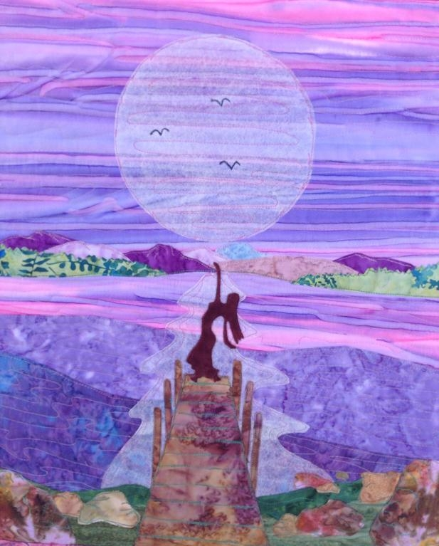 5 landscape quilt patterns to inspire scenic stitching Cool Landscape Quilting Patterns Gallery