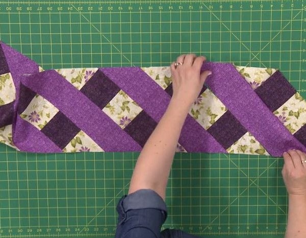 6 of 8 quilting ribbon quilt quilt boarders quilt Unique Ribbon Border Quilt Pattern Inspirations