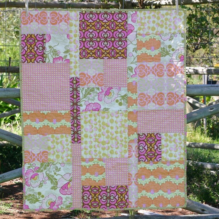 7 free fat quarter quilt patterns Cozy Easy Quilt Patterns Using Fat Quarters Gallery