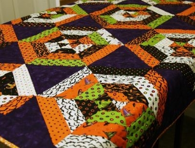 7 halloween quilts spooky sewing Stylish Halloween Quilting Patterns Gallery