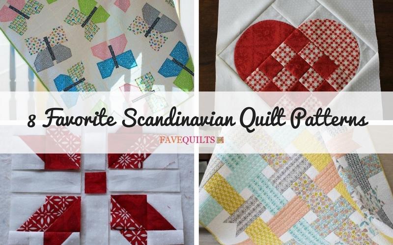 8 favorite scandinavian quilt patterns seams and scissors Interesting Norwegian Quilt Patterns