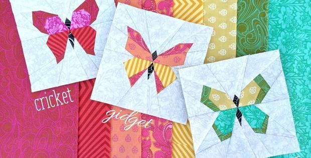 a kaleidoscope of butterfly quilt blocks quilting cub Cozy Butterfly Quilt Block Pattern Inspirations