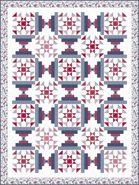a quilts of valor free pattern using quilting treasures Modern Quilting Treasures Patterns