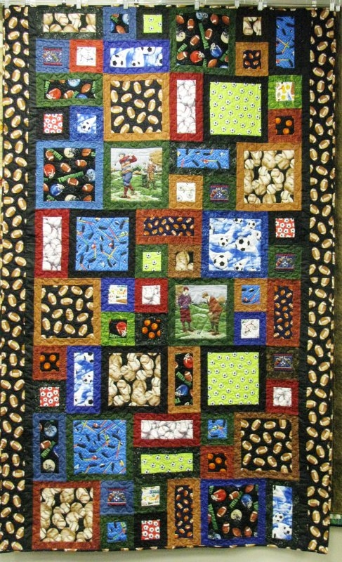 all about me All About Me Quilt Pattern