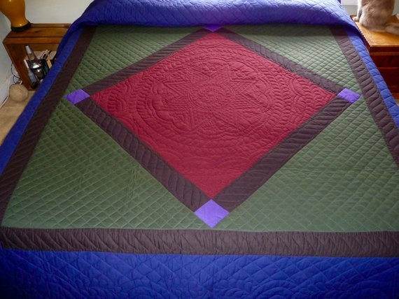amish quilt pattern names star quilt patterns maroon quilted Modern Amish Quilt Block Patterns