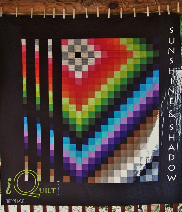 amish sunshine and shadow quilt Sunshine And Shadow Quilt Pattern