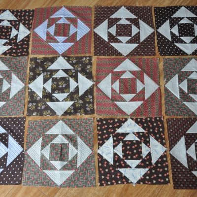 antique blocks archives oldepatchart Stylish Old Quilt Block Patterns Gallery