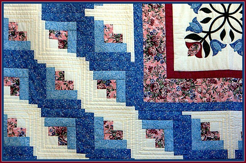 appalachian patchwork quilt on display in charleston west Interesting Appalachian Quilt Patterns Inspirations