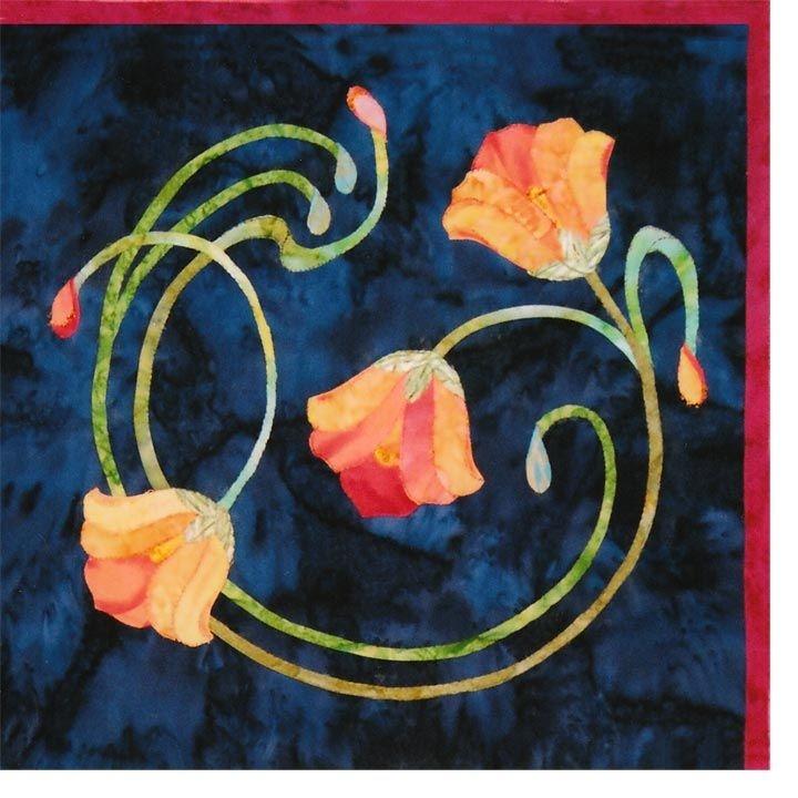 art nouveau quilt block patterns aaaah gorgeous quilts Stylish Art Nouveau Quilt Patterns