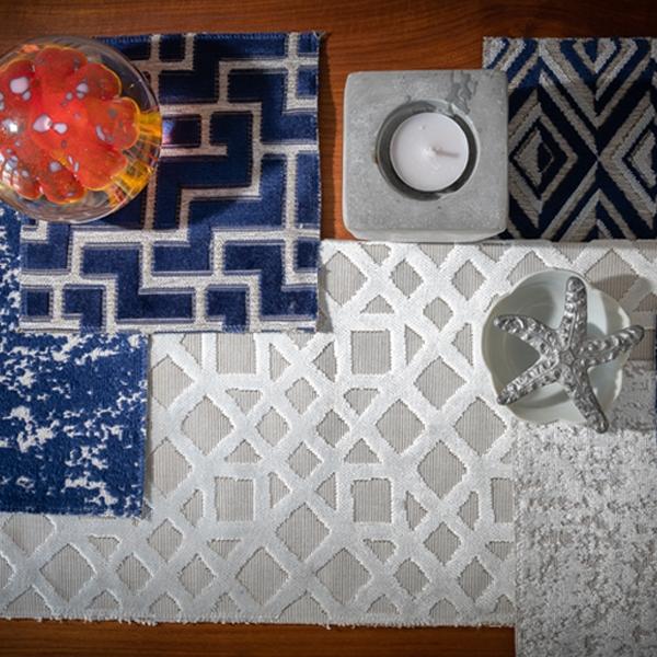 avant garde masterfabrics Elegant Unique Quilted Vinyl Fabric Inspiration