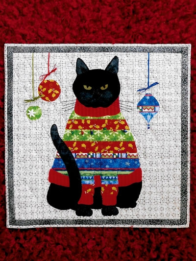 bah humbug wall hanging pattern Quilt Wall Hangings Patterns Inspirations