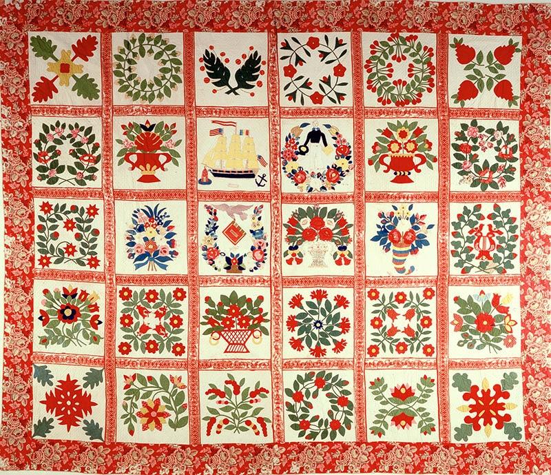 baltimore album quilt museum blogs Cool Baltimore Quilts Patterns Inspirations
