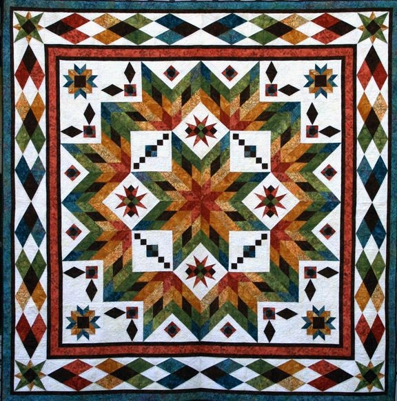 beautiful quilts quilts and more quilts Interesting Quilting Ideas For Taos Block Of The Month