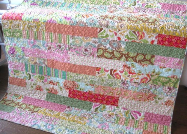 beautiful strip quilt patterns save time Elegant Quilt Patterns Using Strips
