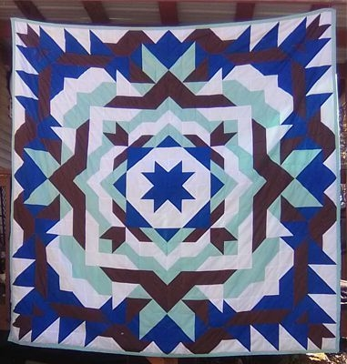 blue star september 2018 issue the quilt pattern magazine Cozy The Quilt Pattern Magazine