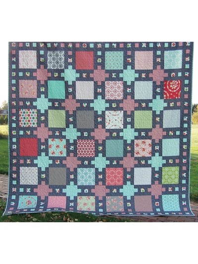 castle dreams quilt pattern Stylish Layer Cake Quilts Patterns