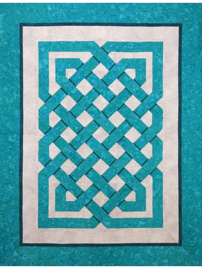 celtic weave quilt pattern Unique Celtic Knots Quilt Pattern