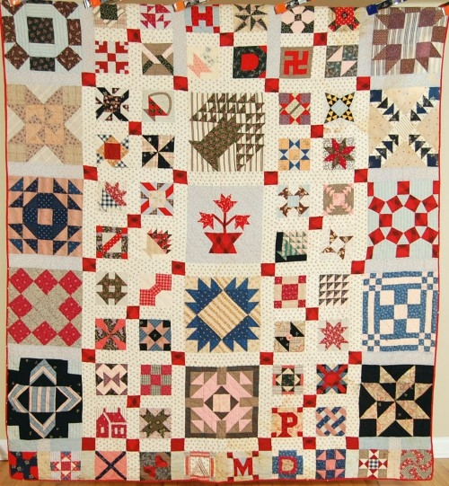cheddarback block of the month month 1 sentimental stitches Cool Quilt Of The Month Patterns Inspirations