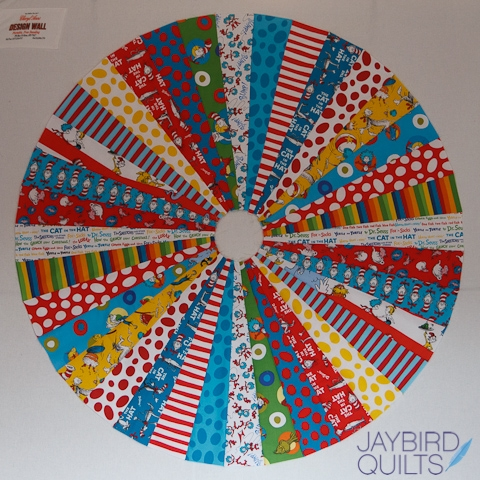 circle quilt tutorial jaybird quilts Interesting Quilt Patterns With Circles Gallery