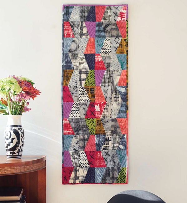 city pipes wall hanging quilt pattern download Cool Quilted Wall Hanging Patterns Inspirations