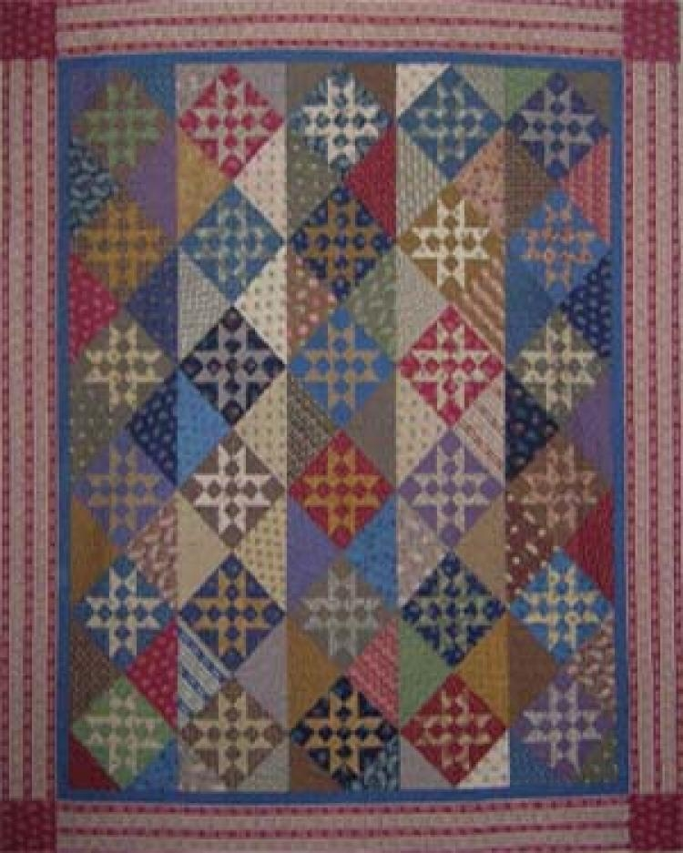 civil war tribute pattern Stylish Civil War Tribute Quilt Pattern
