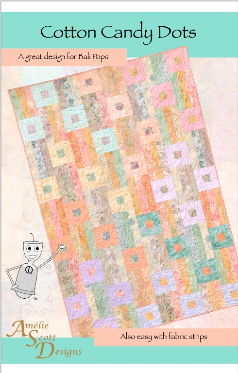 cotton candy dots quilt patterns dots candy cotton Modern Cotton Candy Quilts & Sewing Gallery
