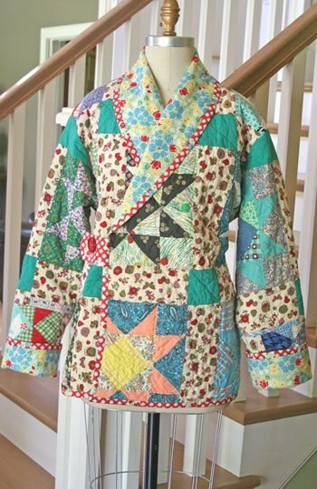 cozy quilted coat ij871 sewing pattern from indygojunction Stylish Quilted Clothing Patterns Inspirations