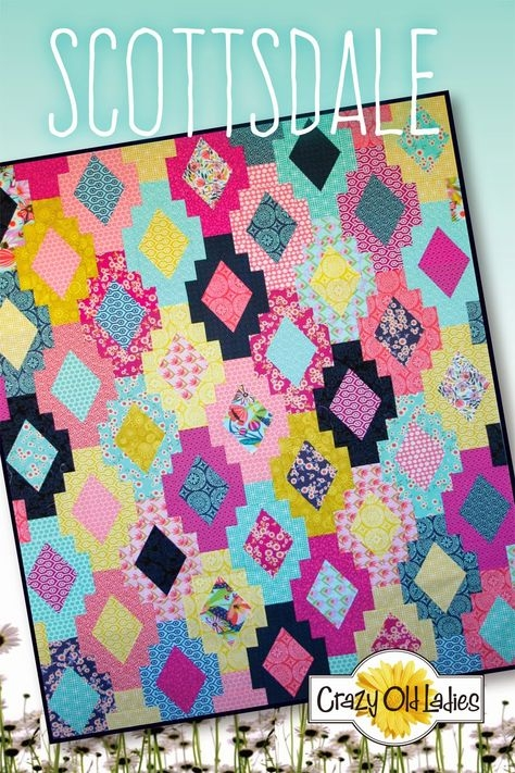 crazy old ladies quilts new patterns quilting ideas Crazy Old Ladies Quilt Patterns Inspirations