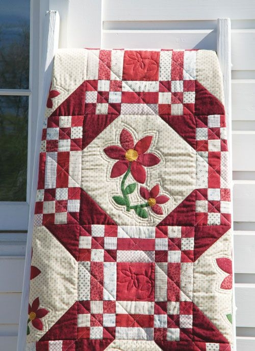 daisy mae quilt pattern download quilt blocks to make Modern Simple Applique Quilt Patterns Inspirations
