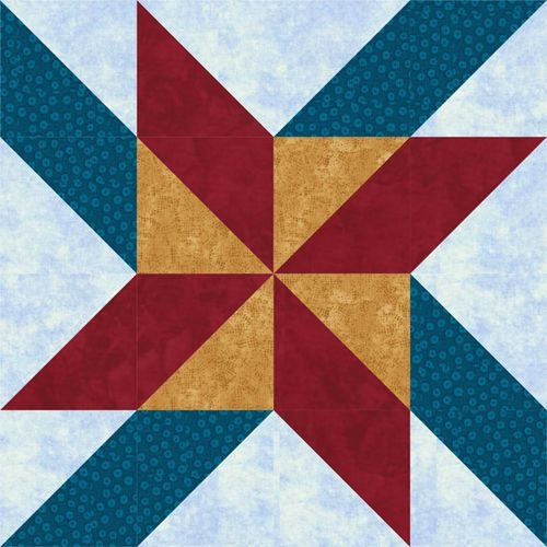 design a quilt with these free quilt block patterns Stylish Block Patterns For Quilts Inspirations