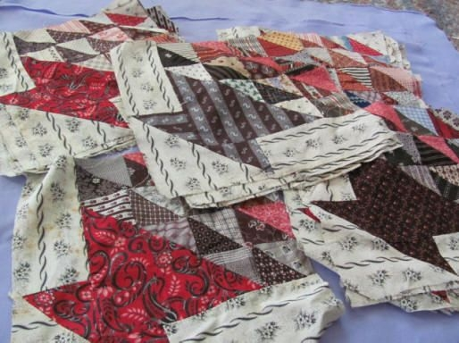 details about vintage antique cotton late 1800s churn dash Beautiful Ebay Cotton Fabric Quilting Ideas Gallery