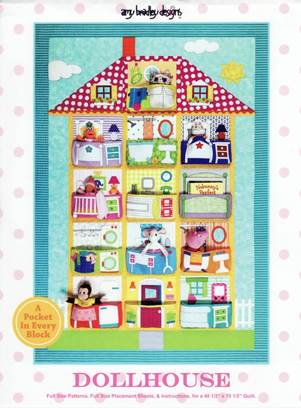 dollhouse quilt sewing pattern amy bradley designs Cozy Amy Bradley Quilt Patterns Gallery