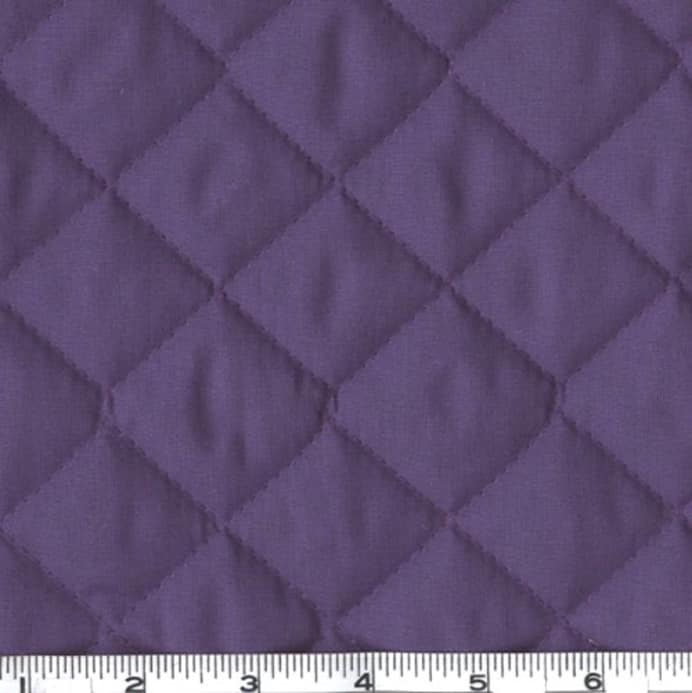 double sided quilted broadcloth purple fabric Unique Double Sided Quilted Fabric Inspirations