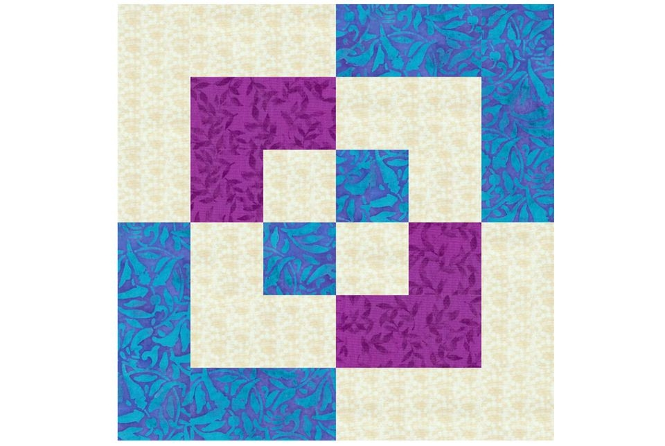 easy 12 inch bento box quilt block pattern Interesting Easy Quilt Block Patterns