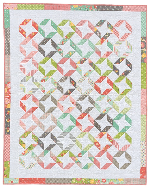 easy layer cake quilts 2 more simple quilts from 10 squares Interesting Layer Cake Quilt Patterns