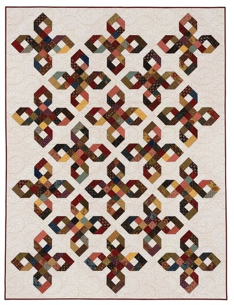 english knot Cozy Quilt Knot Pattern Gallery