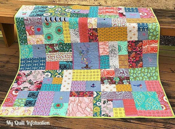 family keepsake quilt tutorial keepsake quilting scrap Unique Keepsake Quilting Patterns Inspirations