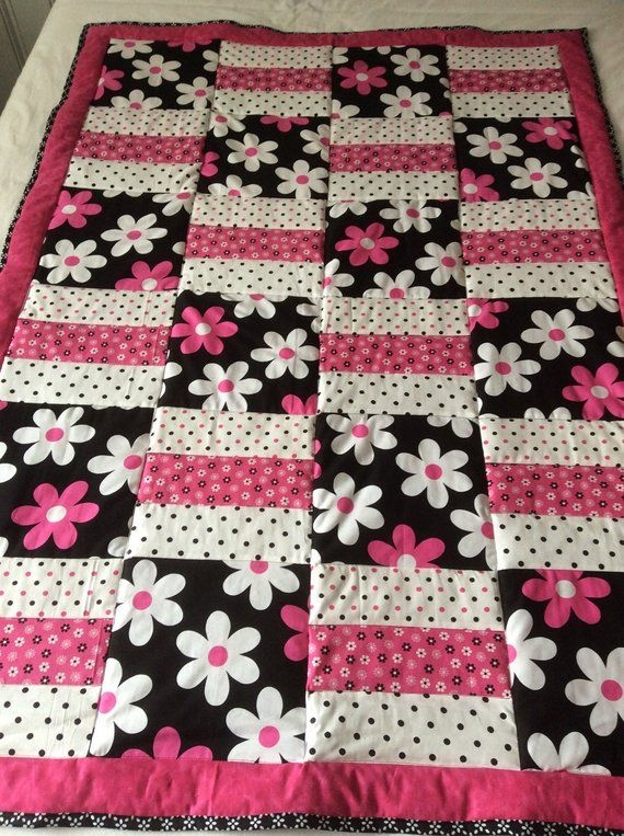 floral quilt flowers ba blanket ba quilt michael Cool 6 Fabric Quilt Patterns Inspiration Gallery