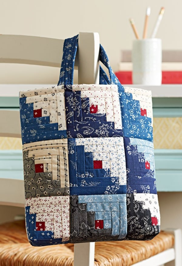 free bag patterns allpeoplequilt Cool Patterns For Quilted Bags Inspirations